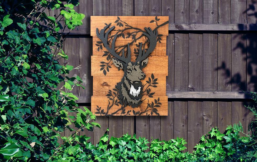 Outdoor Garden Art