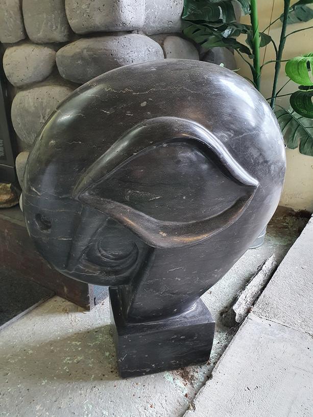 Stone Statues