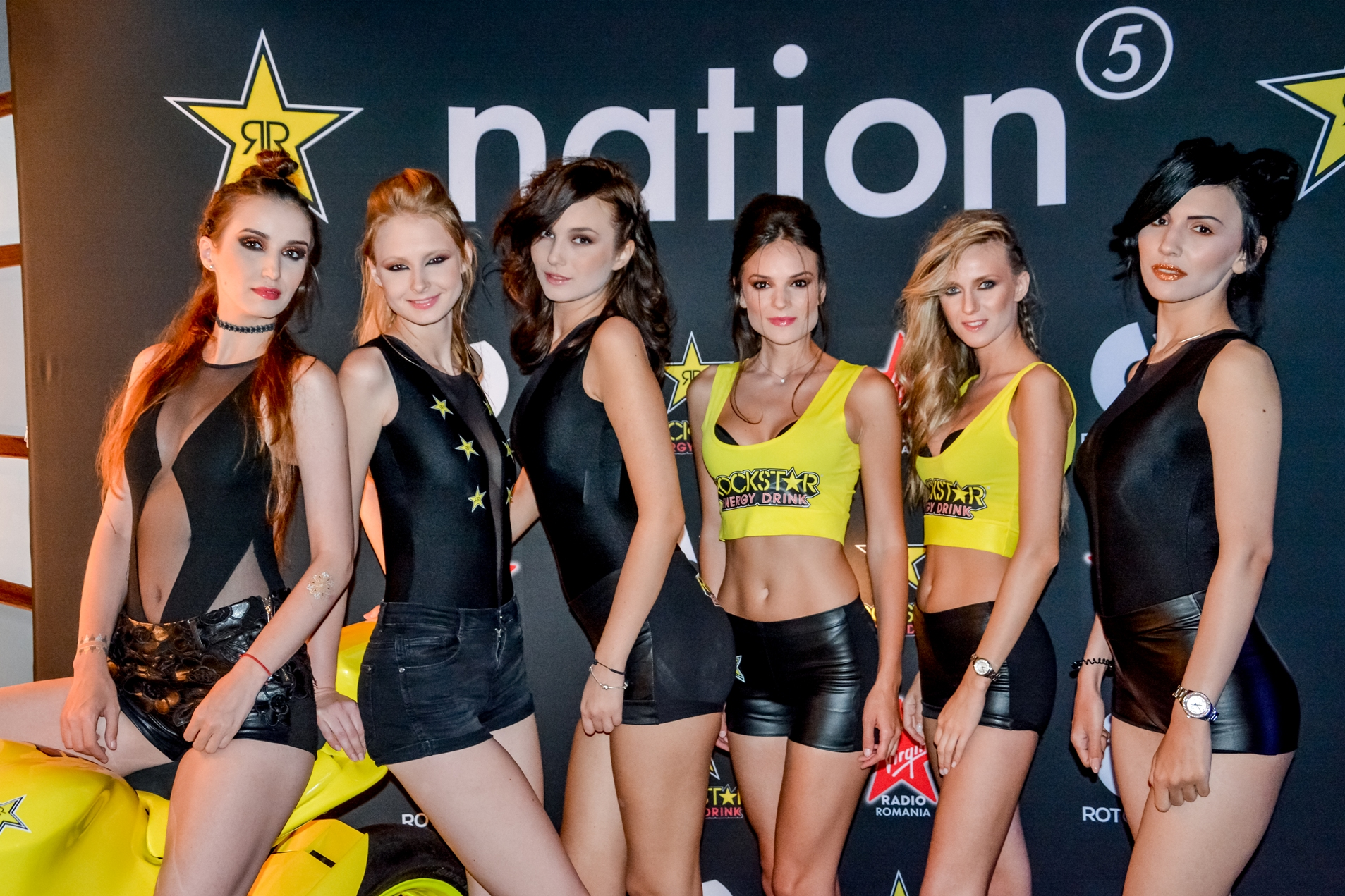 Hostess Rockstar Constanta