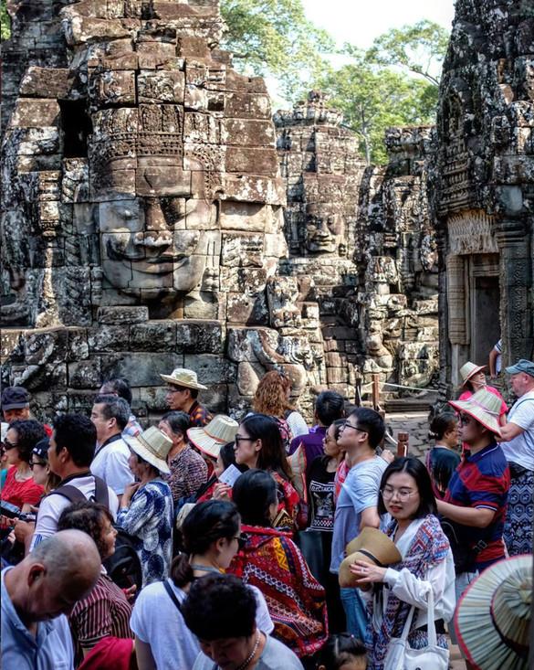 Angkor Wat, Cambodia 2017