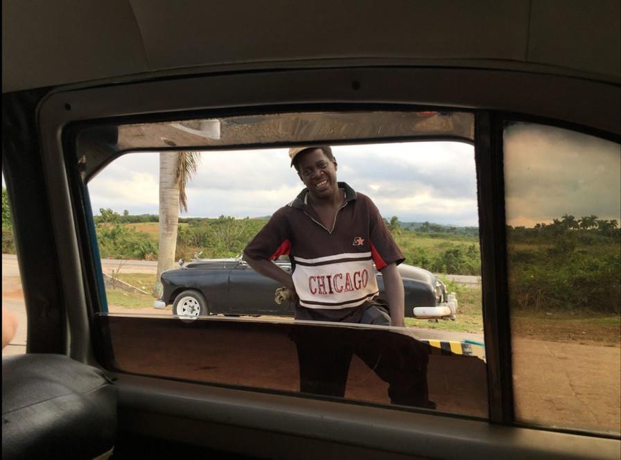 Travel from Havana to Vinales 2018