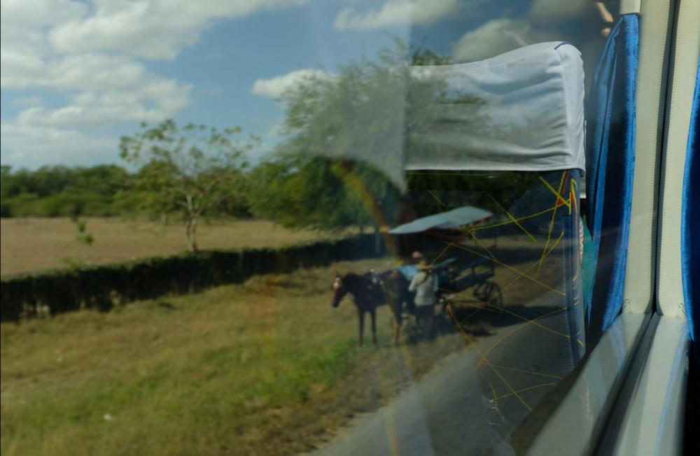 Travel from Santiago de Cuba to Havana 2018