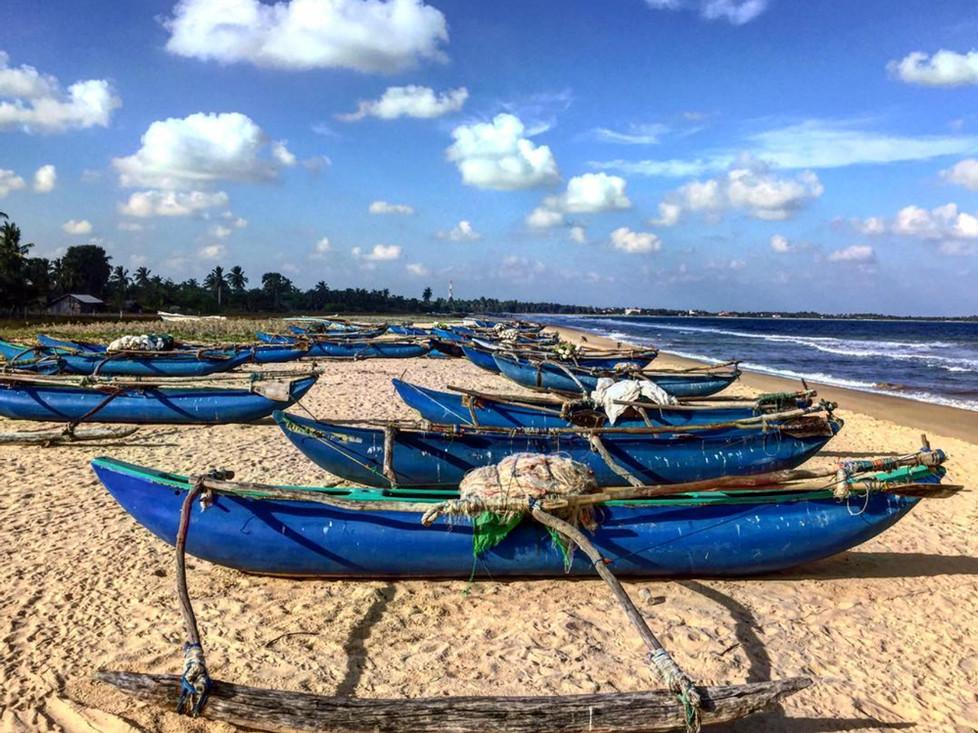 Baticaloa, Sri Lanka 2018