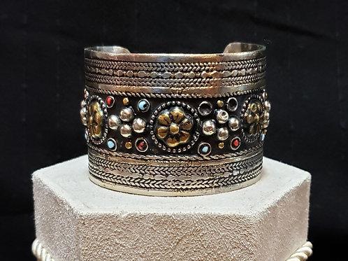Afghan cuff bracelet