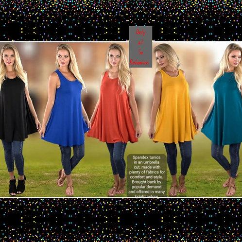 Swing tunic/dress