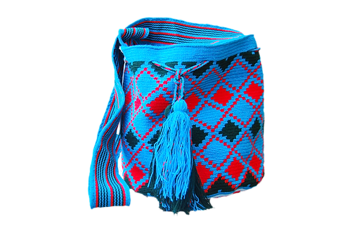 Columbian Mochila Bag