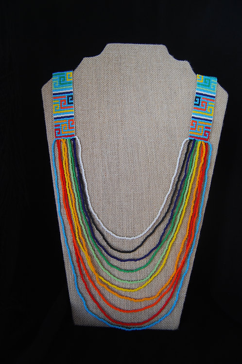 "Embera ""Chaquira "" Necklace"