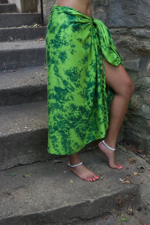 Green Sarong