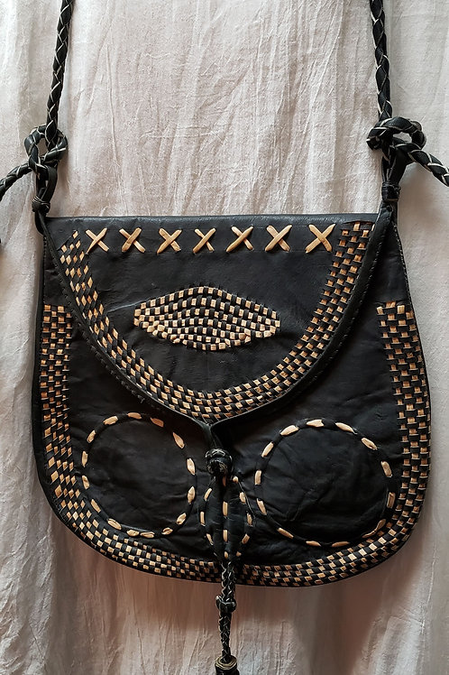 Mali Leather Shoulder Bag
