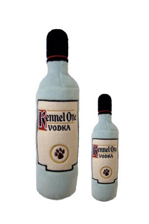 Kennel One Vodka Plush Toy