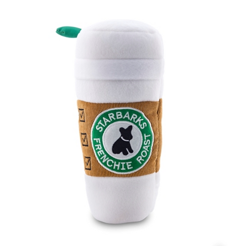 Starbarks Coffee Cup With Lid - XL