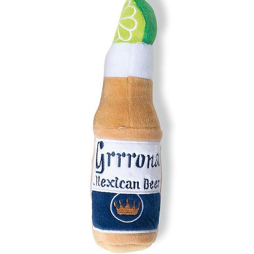 Grrrona Beer Bottle Plush Toy - XL Size