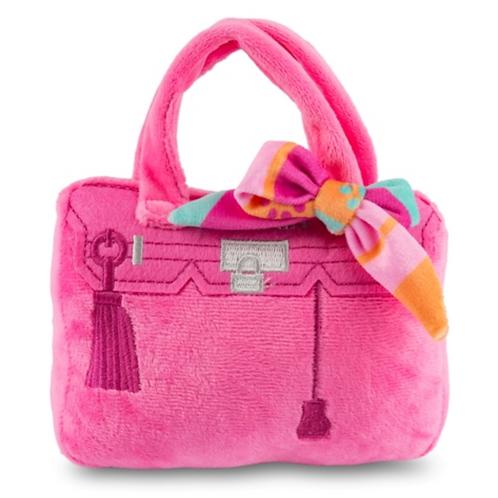 Barkin Bag - Pink (Rich B*tch) - Front View