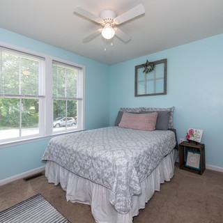 Staging Bedroom