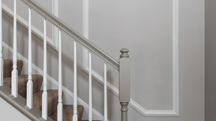 Stairs and Panelling