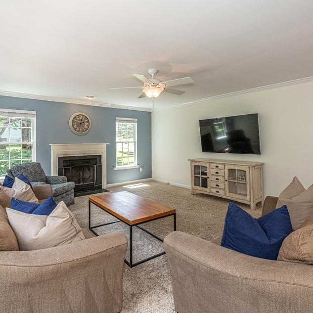 Staging Living Room