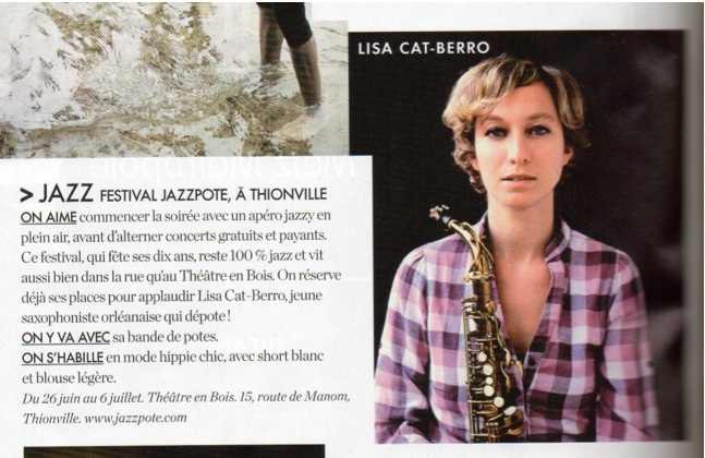 Elle Magazine, Juin 2014