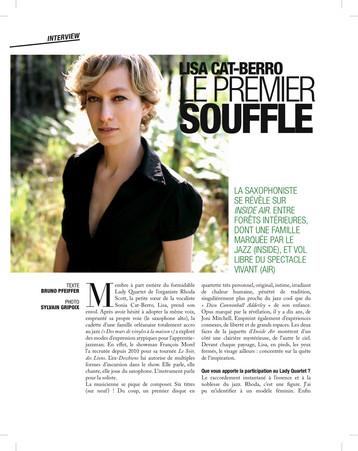 So Jazz, Décembre 2012, Bruno Pfeiffer