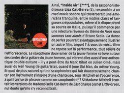 Révélation Jazzmagazine, Décembre 2012, Fred Goaty
