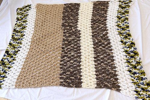 Blankets range from $100 - $200