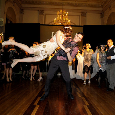 Swing Dancing Entertainment - Party Lifts