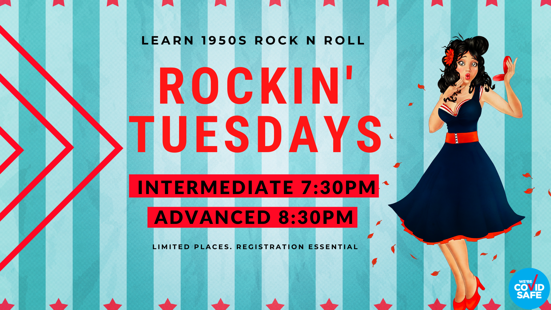 Tuesday Rock n Roll - Advanced Session