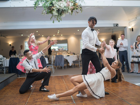 Thoughts of a Wedding Dance Choreographer...