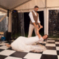Wedding Dane Lessons