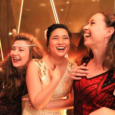 Swing Dancing Corporate Entertainment