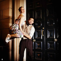 Tats and Sarah - Swing Dancing Corporate Entertainment