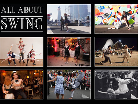 New May Beginners - Learn to Swing Dance