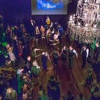 Corporate Swing Dancing Entertainment