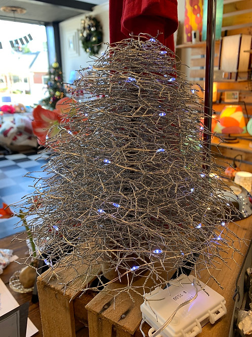 Chicken wire Tree