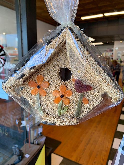 Seed Birdhouse