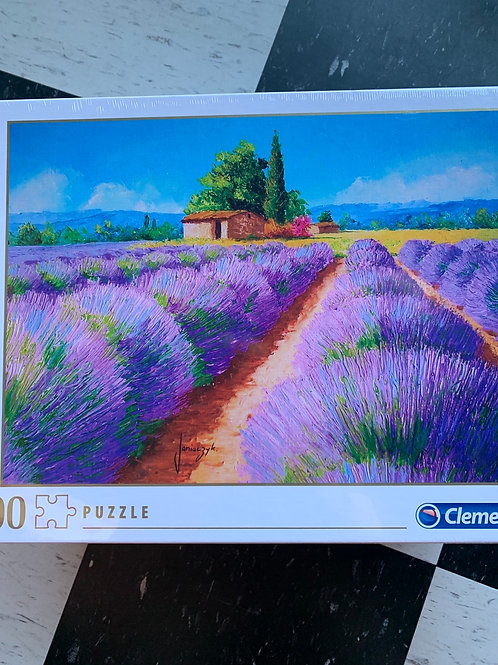 Lavender Scent 500 Puzzle