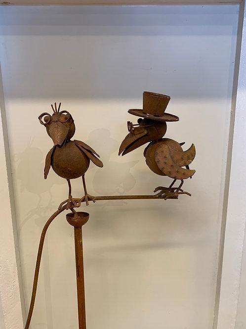 Balancing Old Crows