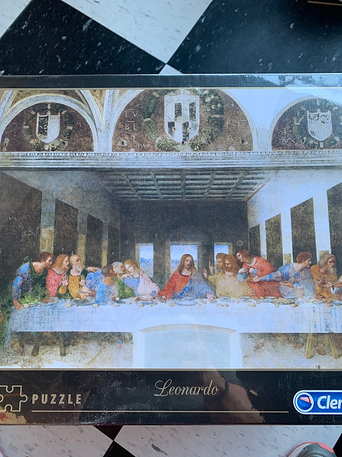 The Last Supper 1000 pieces