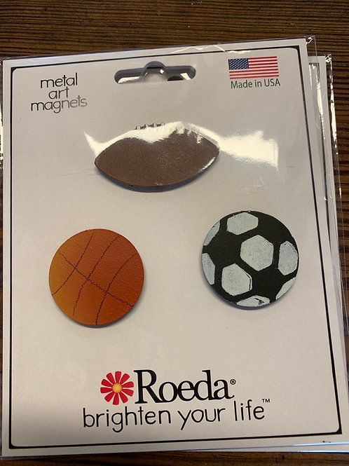 Sports magnets