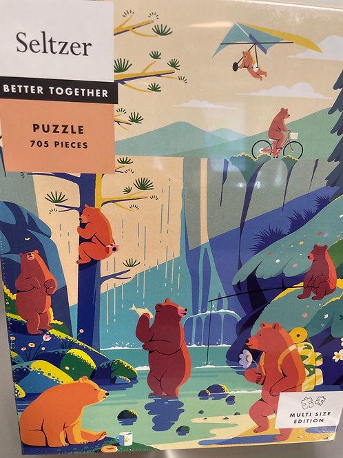 Recreation Bears -705 pieces