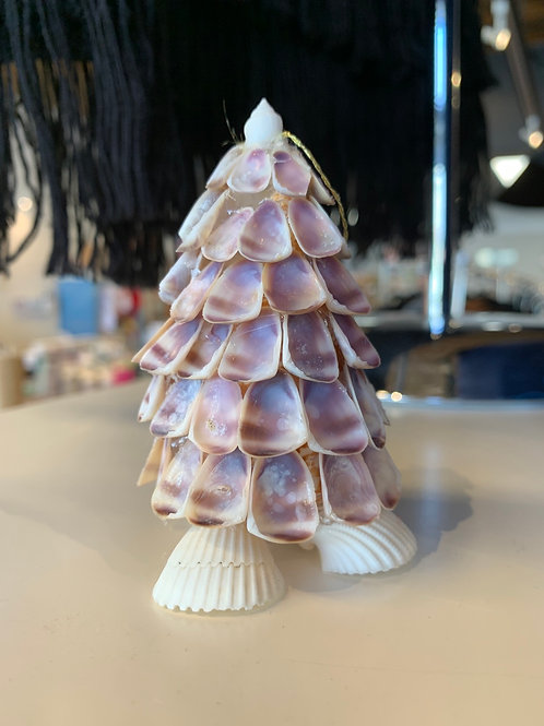 Shell Tree Ornament