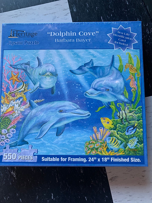 Dolphin 550 Puzzle