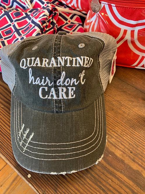 Quarantine Hair Hat
