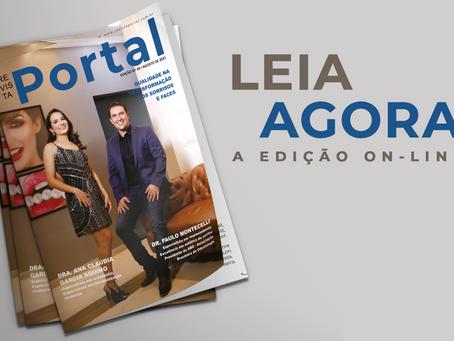 Leia o caderno especial da edição de agosto da Revista Portal