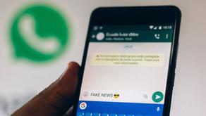 Grupos da igreja no WhatsApp são usados para disseminar desinformação, revela pesquisa