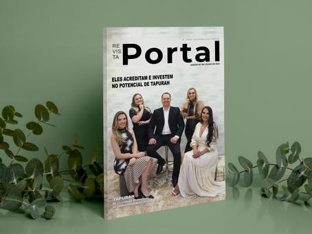 Leia gratuitamente a última edição da Revista Portal