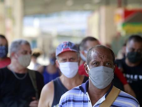 Mato Grosso registra 651 novos casos e 14 óbitos por Covid-19 nas últimas 24 horas