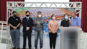 Prefeitura de Lucas do Rio Verde realiza sorteio de casas do Residencial Vida Nova II