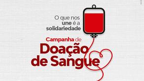 Lucas do Rio Verde terá nova campanha de doação de sangue neste sábado (24)