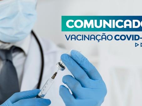 Lucas do Rio Verde faz repescagem da vacinação contra a Covid-19 para pessoas com 35 anos ou mais