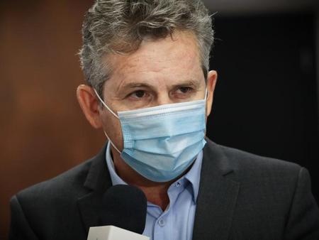 """""""Precisamos da colaboração da população; sozinhos, não vamos vencer o vírus"""", afirma governador"""